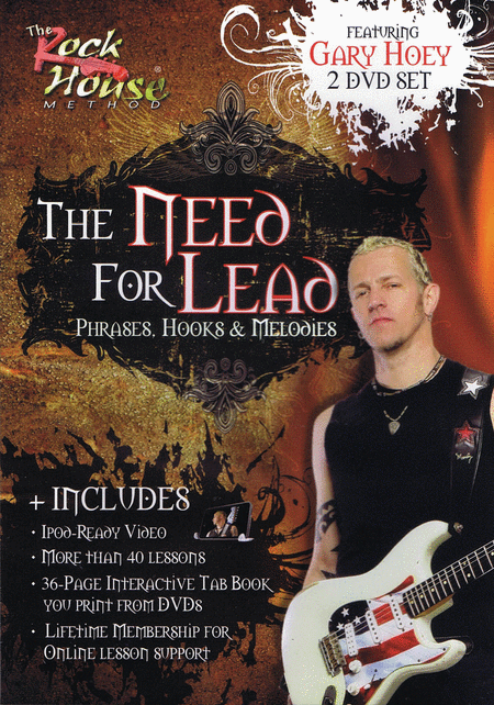 Gary Hoey - The Need for Lead