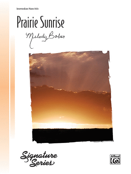 Prairie Sunrise