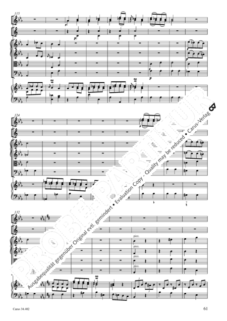 Concerto grosso for cembalo or piano