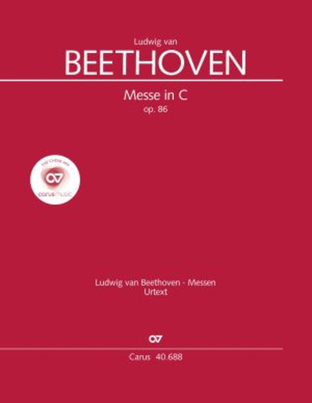 Mass in C major (Messe in C)