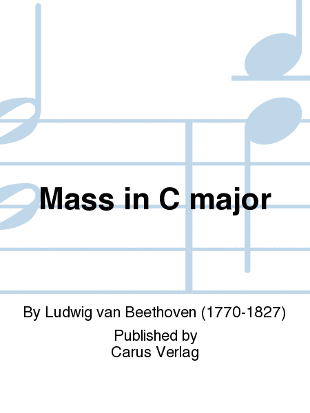 Mass in C major