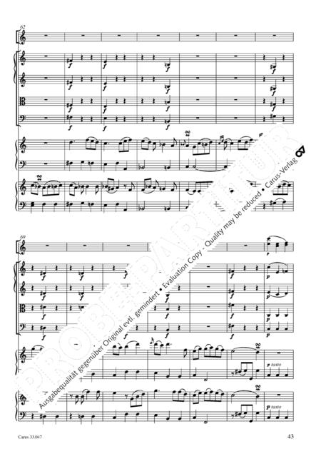Concerto doppio per Cembalo e Pianoforte in Es
