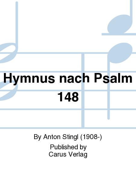 Hymnus nach Psalm 148