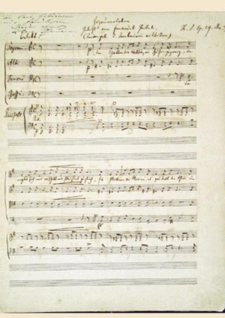 Zigeunerleben op. 29, Nr. 3