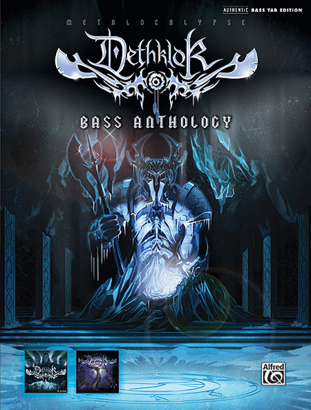 Dethklok -- Bass Anthology