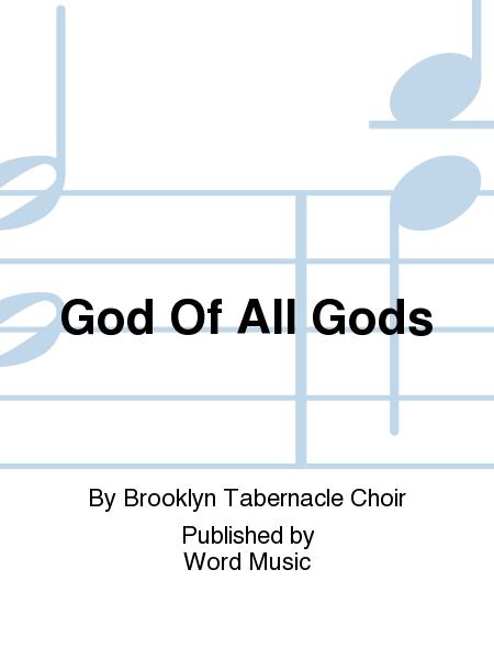 God Of All Gods