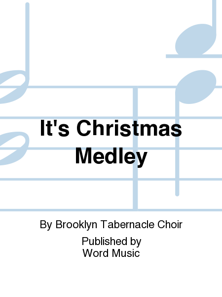 It's Christmas Medley