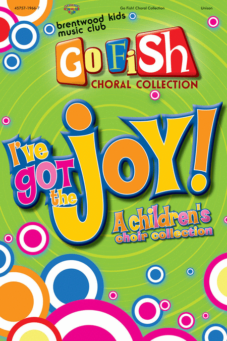 I 39 ve got the joy go fish choral collection cd preview for The rules of go fish