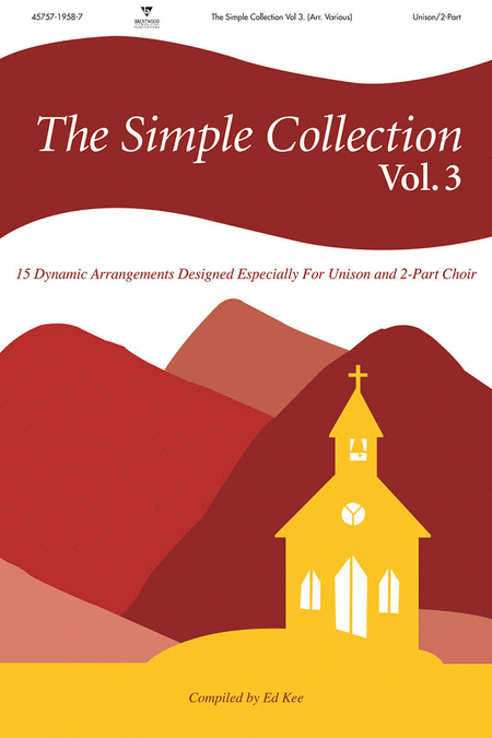 The Simple Collection, Volume 3 (Choral Book)