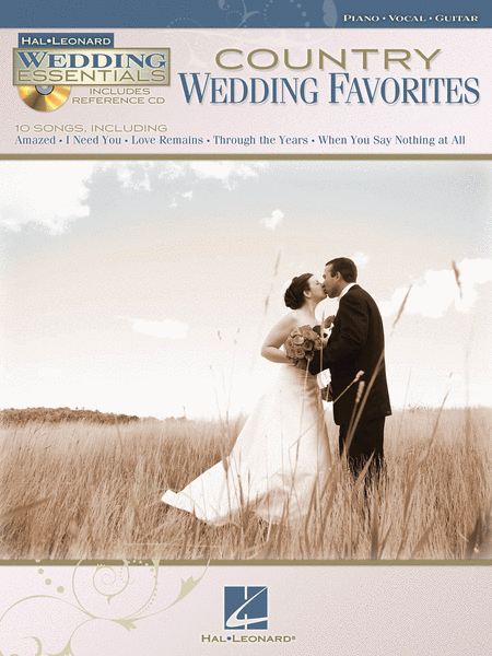 Country Wedding Favorites