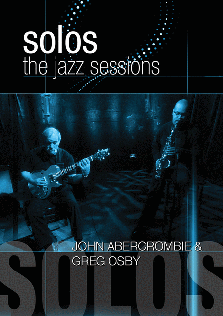 John Abercrombie  & Greg Osby - Solos: The Jazz Sessions