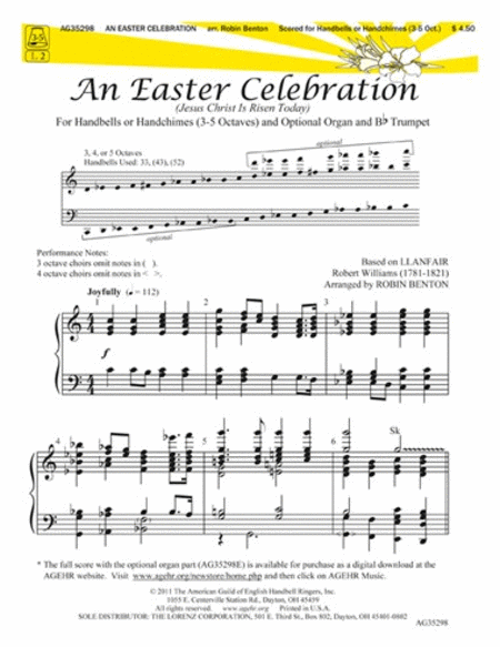 An Easter Celebration