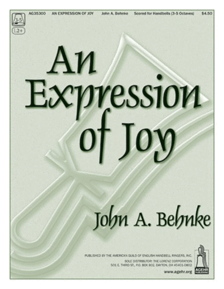 An Expression of Joy