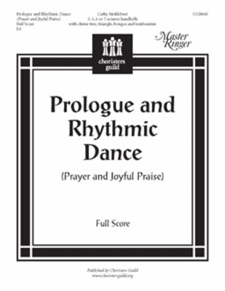 Prologue and Rhythmic Dance - Score and Parts