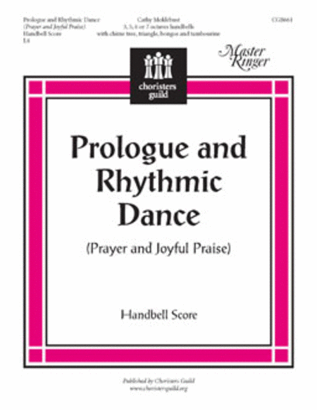 Prologue and Rhythmic Dance - Handbell Score