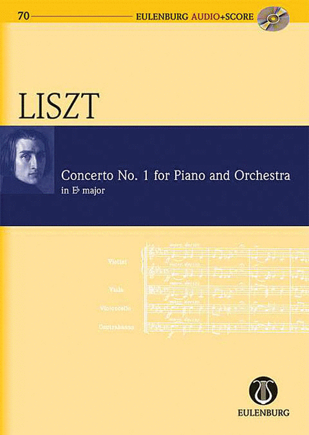 Concerto No. 1 for Piano and Orchestra in E-flat Major