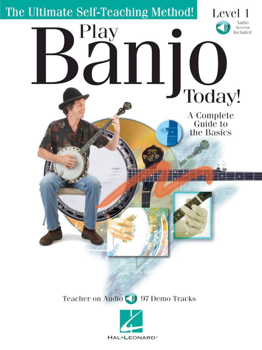 Play Banjo Today! Beginner's Pack