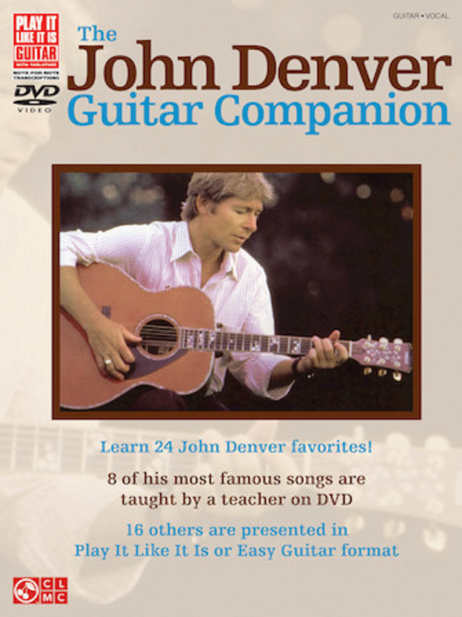 The John Denver Guitar Companion