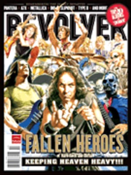 Revolver Magazine Back Issue - Jan/Feb 2011