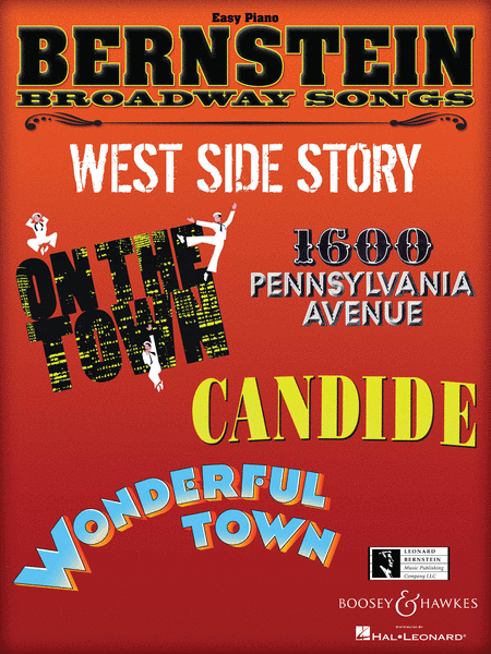 Bernstein Broadway Songs