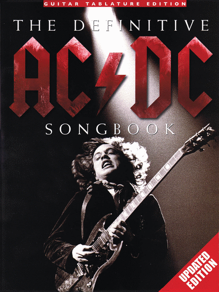 The Definitive AC/DC Songbook