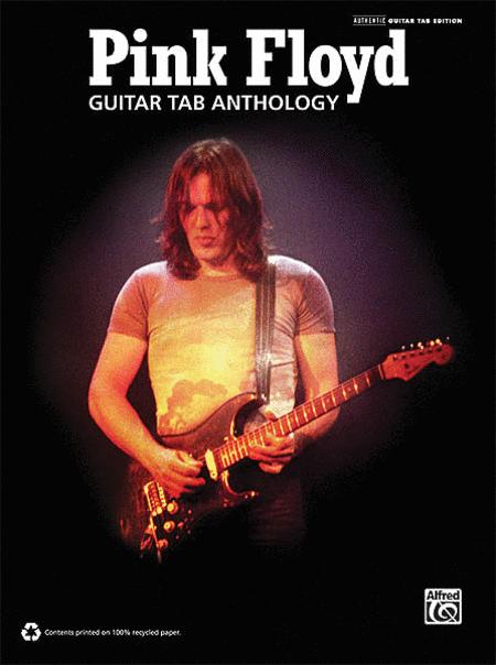 Pink Floyd - Guitar Tab Anthology