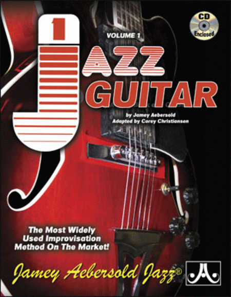 Volume 1 For Guitar - How To Play Jazz & Improvise