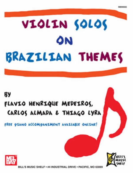 Violin Solos on Brazilian Themes