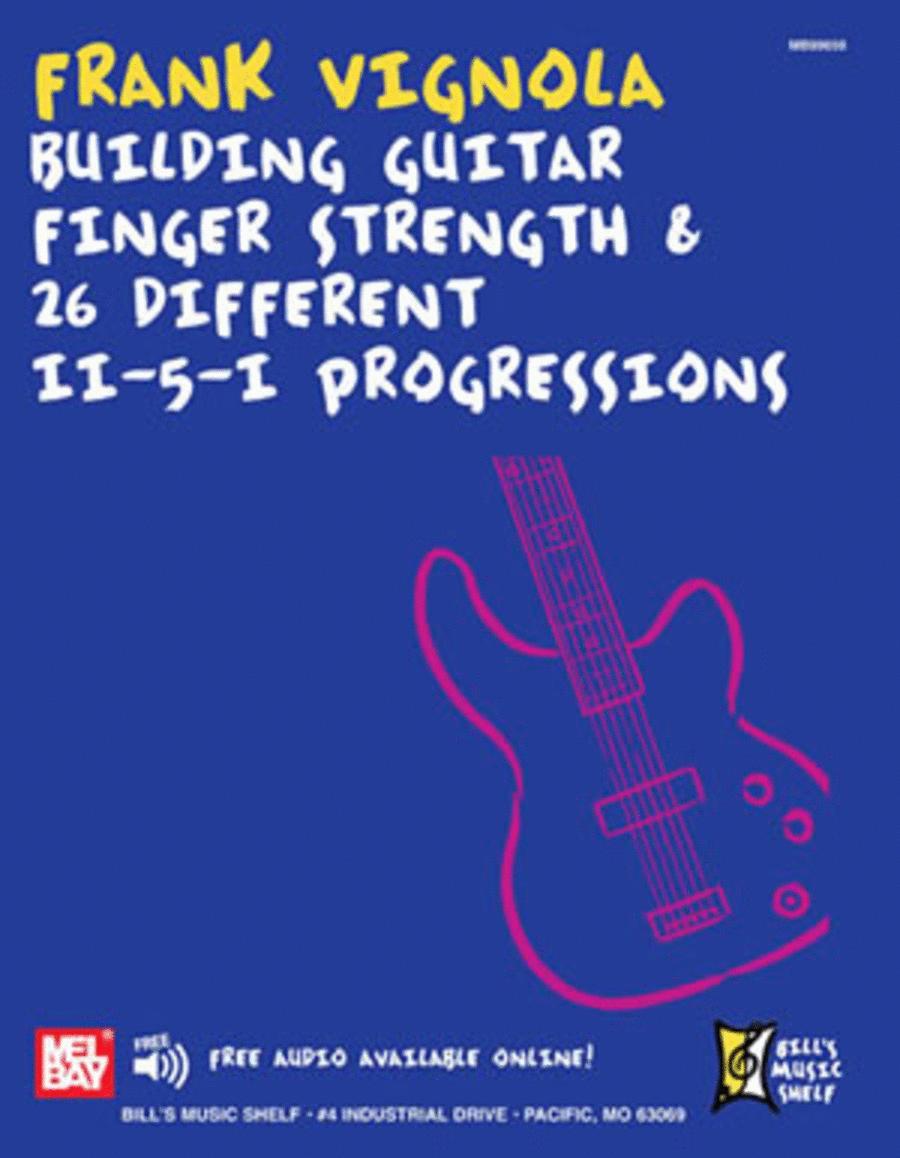 Frank Vignola- Building Guitar Finger Strength