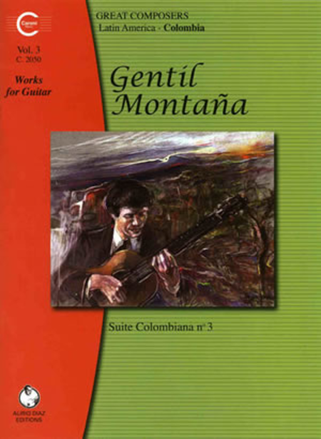 Gentil Montana Works for Guitar, Vol. 3