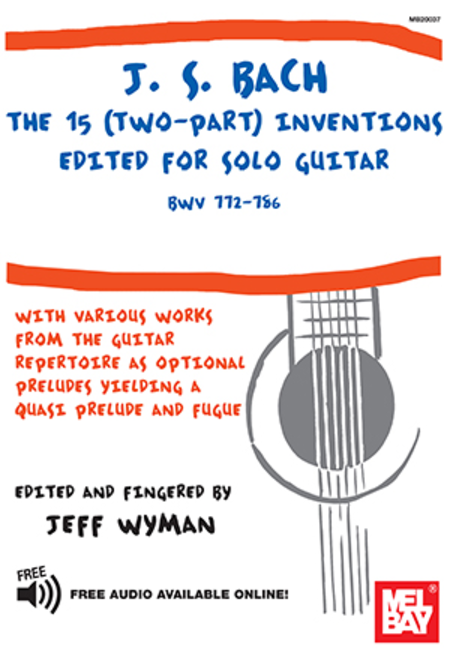 J. S. Bach: The 15 (Two-part) Inventions