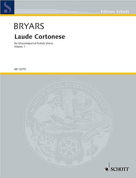 Laude Cortonese Volume 1