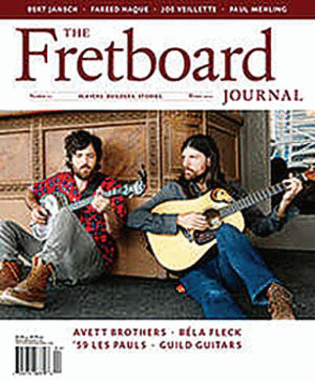 Fretboard Journal Winter 2010