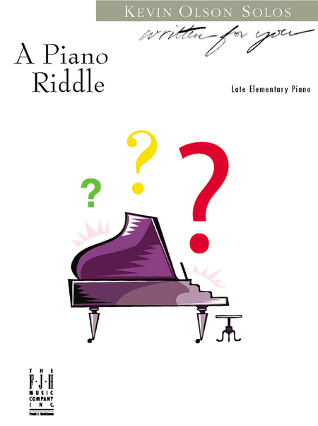 A Piano Riddle