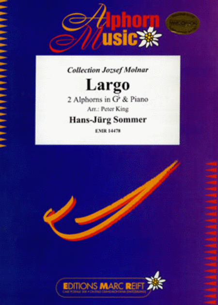 Largo (2 Alphorns in Gb)