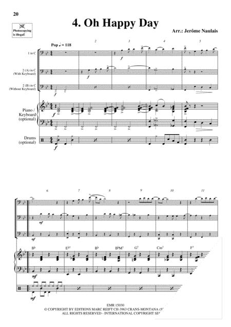 Trombone Duets Vol. 1