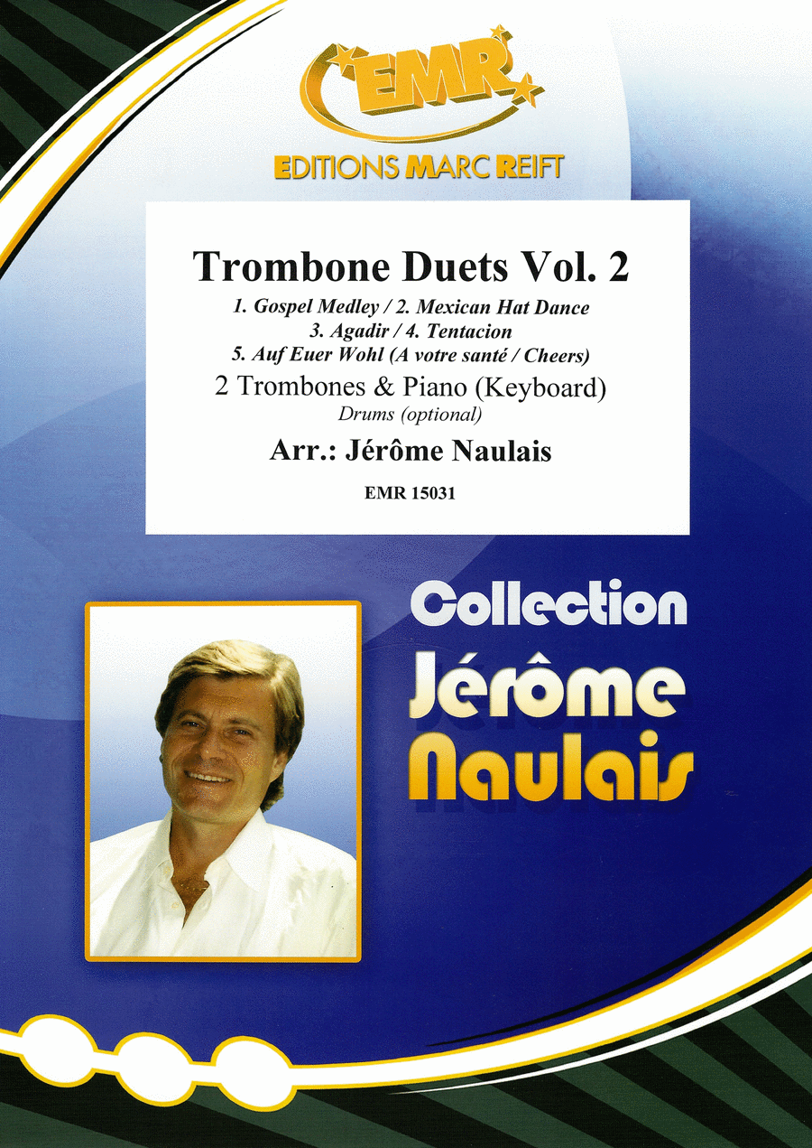 Trombone Duets Vol. 2