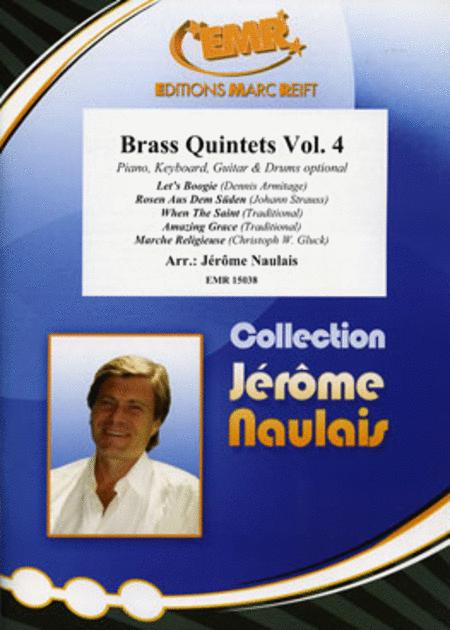Brass Quintets Vol. 4