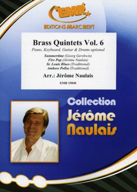 Brass Quintets Vol. 6