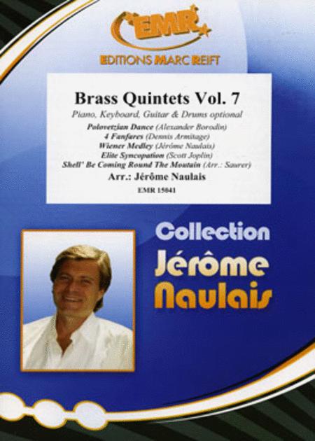 Brass Quintets Vol. 7