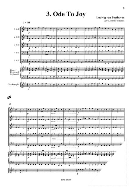 Brass Quintets Vol. 10