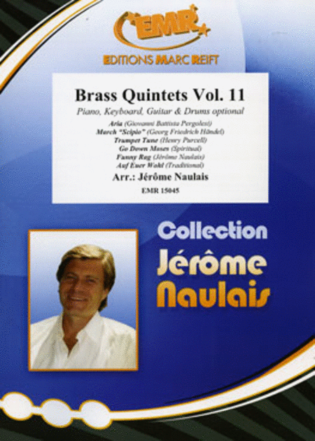 Brass Quintets Vol. 11