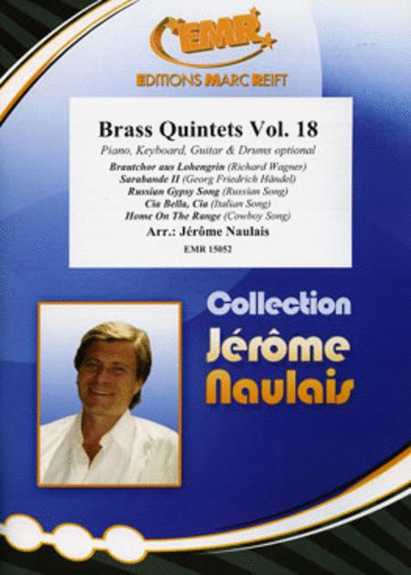 Brass Quintets Vol. 18