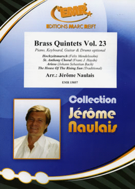 Brass Quintets Vol. 23