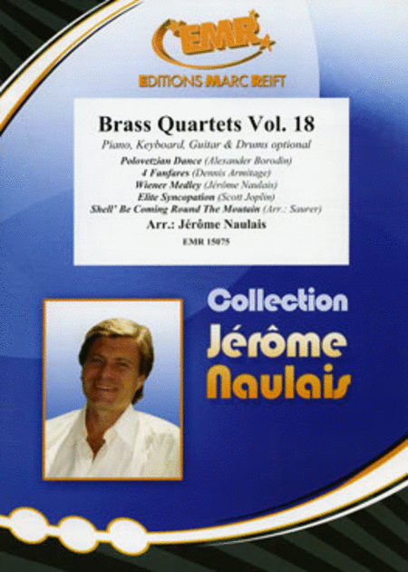 Brass Quartets Vol. 18