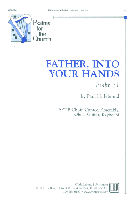 Father, into Your Hands
