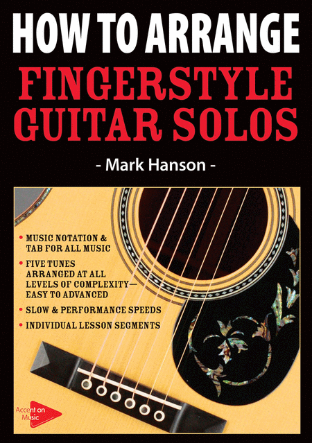 How to Arrange Fingerstyle Guitar Solos