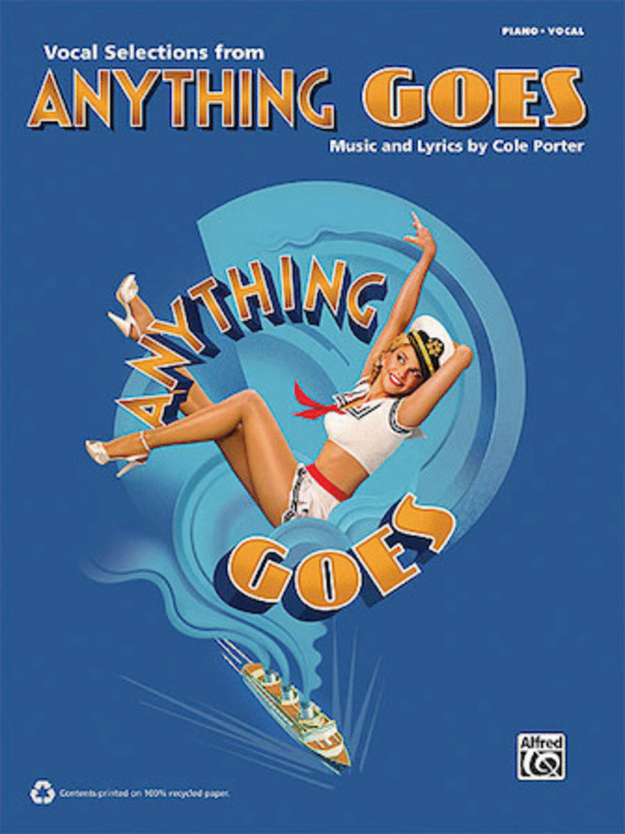 Anything Goes (2011 Revival Edition)