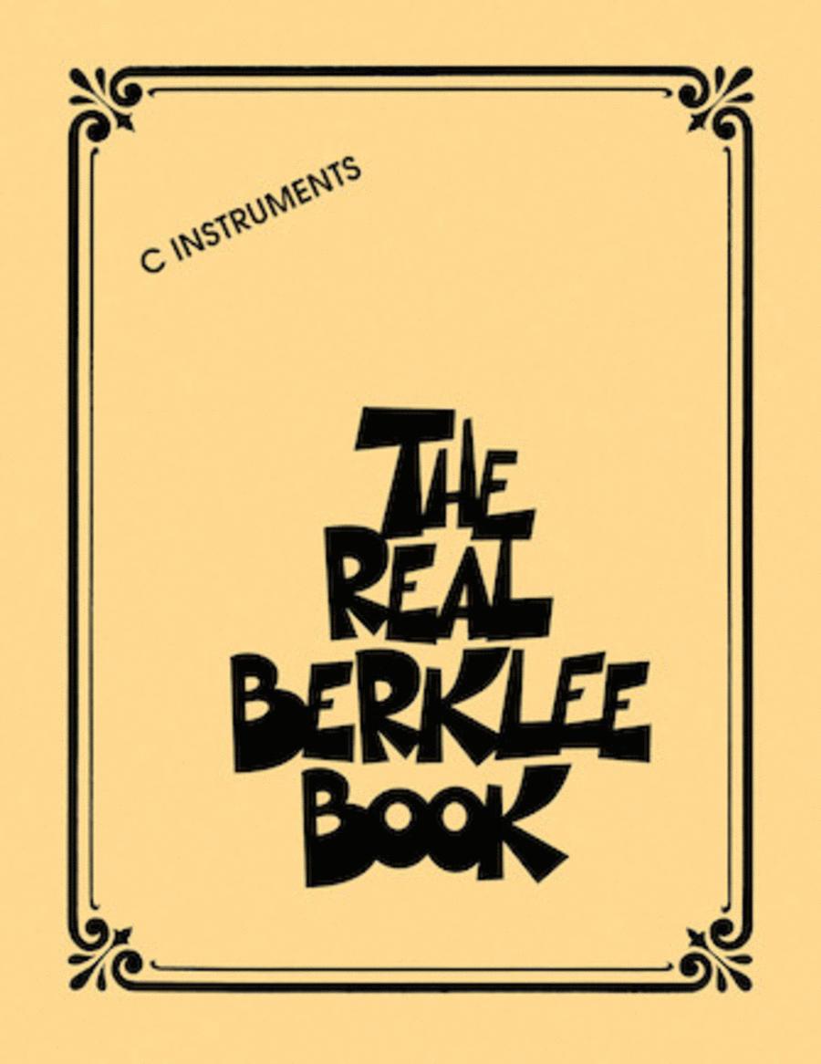 The Real Berklee Book