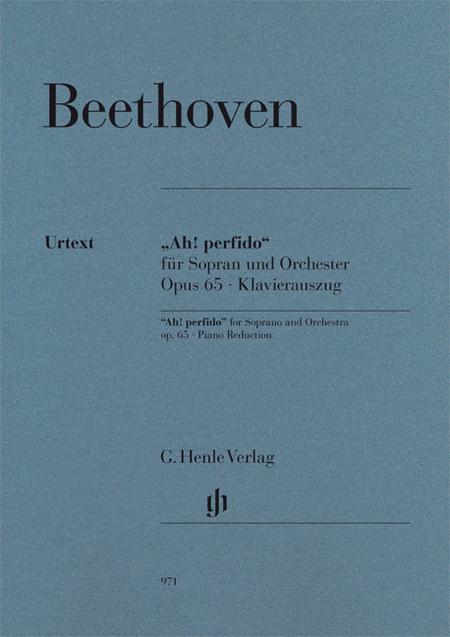 Ah! Perfido Op. 65